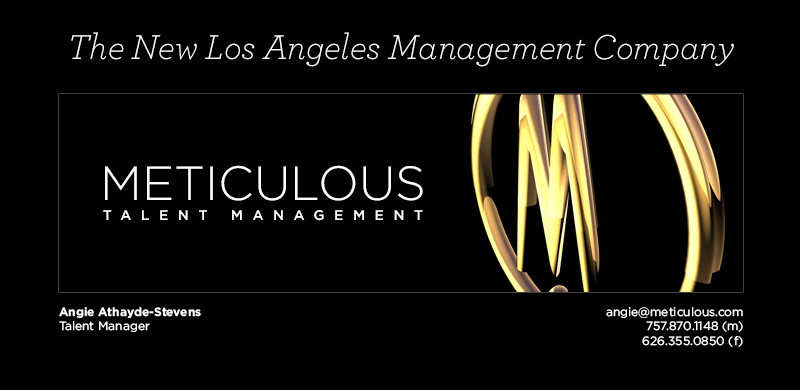 Meticulous Talent Management: coming soon